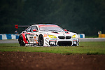 Team AAI, #90 BMW M6 GT3, driven by Lam Yu, Akira Ilda and Tom Blomqvist in action during Asian LMS Qualifying (GT, GT Cup) of the 2016-2017 Asian Le Mans Series Round 1 at Zhuhai Circuit on 29 October 2016, Zhuhai, China.  Photo by Marcio Machado / Power Sport Images