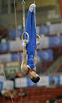 23.4.10 European Gymnastics Championships.Birmingham England.Junior Qualifications.Blettermanof Holland.<br /> <br /> Photos by Alan Edwards<br /> <br /> www.f2images.co.uk