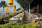 Restaurante na Estação das Docas em Belem. Pará. 2008. Foto de Ricardo Azoury.