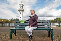 2019 10 24 Allison Owen-Jones at Roath Park, Cardiff, Wales, UK