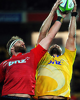 150502 Super Rugby - Hurricanes v Crusaders