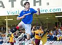 Motherwell v Rangers 30th April 2011