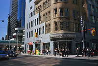 Toronto (ON) CANADA, April 20, 2007<br /> <br /> Coast Mountain Sport store in Eaton center, corner Queen and Yonge Street in downtown Toronto<br /> <br /> <br />     photo by Pierre Roussel - Images Distribution