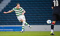 CELTIC'S ANTHONY STOKES SCORES CELTIC'S SECOND.