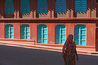 Bikaner Old Havellies, Rajasthan India