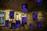 Chernobyl  Museum in  Kiev, Ukrainia..Dedicated to the liquidators and victims of the explosion of the Chernobyl reactor. room dedicated to children..Musée de Tchernobyl, Kiev, Ukraine..Dédiés aux liquidateurs et victimes de l'explosion, du réacteur de Tchernobyl. salle dédiée aux enfants