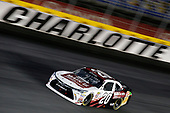 NASCAR XFINITY Series<br /> Drive for the Cure 300<br /> Charlotte Motor Speedway, Concord, NC<br /> Saturday 7 October 2017<br /> Erik Jones, Main Street Bistro Toyota Camry<br /> World Copyright: Matthew T. Thacker<br /> LAT Images