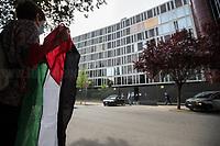 28.05.2020 - Jerusalem Is An International & Open City - Demo Outside RAI HQ