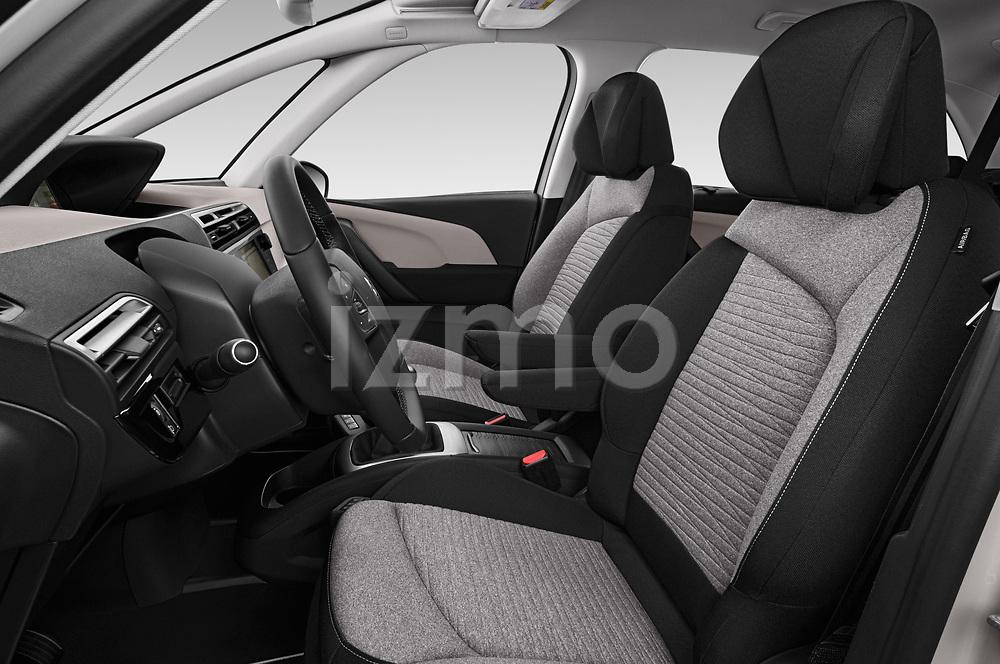 Front seat view of a 2018 Citroen C4 Spacetourer Business + 5 Door MPV front seat car photos