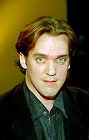 August 30, 1995 File Photo <br /> Jean-Marc Vallee, director of LISTE NOIRE, press conference<br /> -World Film Festival.