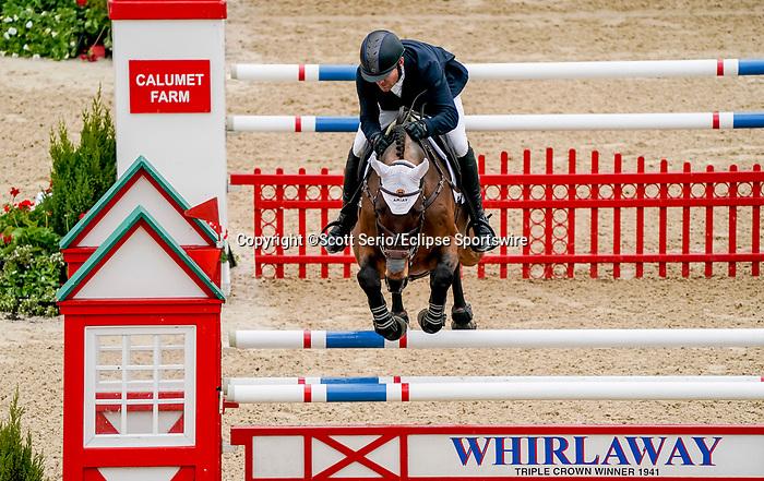 April 25, 2021: at the Kentucky Horse Park in Lexington, Kentucky. Scott Serio/Eclipse Sportswire/CSM