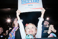 Bernie Sanders - Rally - Rochester Opera House - Rochester, NH - 4 Feb. 2016