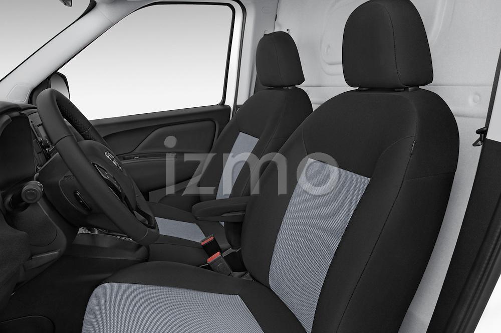 Front seat view of a 2017 Ram Promaster City Trademans 4 Door Cargo Van front seat car photos