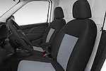 Front seat view of a 2017 Ram Promaster City Trademans 4 Door Cargo Van front seat car photos