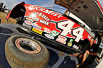 Feb 11, 2009; 4:11:18 PM; Barberville, FL, USA; UMP DIRTcar Racing Series for the 38th Annual ALLTEL DIRTcar Nationals by UNOH at Volusia Speedway Park.  Mandatory Credit: (thesportswire.net)