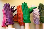 Gloves, Sermoneta, Rome, Italy, Europe
