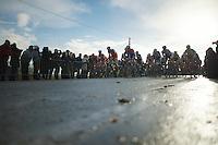and the men are off!<br /> <br /> 2014 Noordzeecross<br /> Elite Men