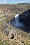 Palouse Falls, Palouse Falls State Park, Washington State Parks, Eastern Washington, Columbia Basin, waterfall,