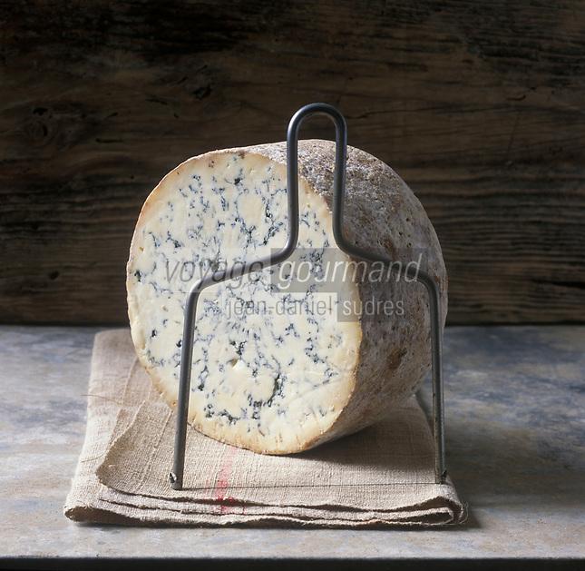 Europe/Grande-Bretagne/Leicestershire:Fromage Stilton AOC  - Stylisme : Valérie LHOMME