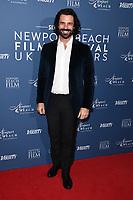 Christian Vit<br /> arriving for the Newport Beach Film Festival UK Honours 2020, London.<br /> <br /> ©Ash Knotek  D3551 29/01/2020