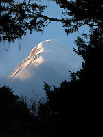 Mountain vista in Bhutan