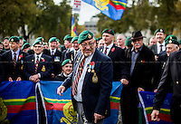 28.10.2015 - Justice For 'Marine A' Sgt. Alexander Blackman - Demo in Parliament Sq.