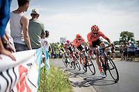 Guillaume Van Keirsbulck (BEL/CCC)<br /> <br /> Belgian National Road Championships 2019 - Gent<br /> <br /> ©kramon