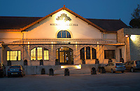 The Winery building at Bouchard Pere et Fils negociants in Beaune, Cote d'Or Burgundy Bourgogne France Europe