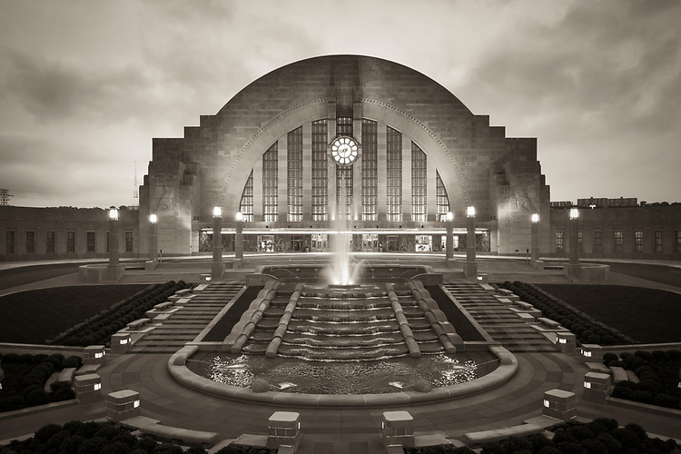 Cincinnati Museum Center<br />