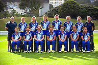170205 Women's Cricket - Otago Sparks Team Photo & Headshots