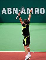 13-02-11,Tennis, Rotterdam, ABNAMROWTT, Robin Soderling wint het toernooi