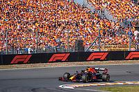 5th September 2021: Circuit Zandvoort, Zandvoort, Netherlands;  Formula 1 Dutch Grand Prix at the CM.com Circuit Zandvoort, Red Bull driver Max Verstappen