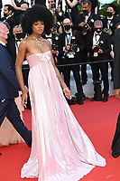 CANNES, FRANCE. July 8, 2021: Didi Stone Olomide at the Stillwater Premiere at the 74th Festival de Cannes.<br /> Picture: Paul Smith / Featureflash