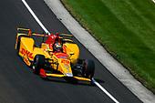 Verizon IndyCar Series<br /> Indianapolis 500 Carb Day<br /> Indianapolis Motor Speedway, Indianapolis, IN USA<br /> Friday 26 May 2017<br /> Ryan Hunter-Reay, Andretti Autosport Honda<br /> World Copyright: Jake Galstad<br /> LAT Images