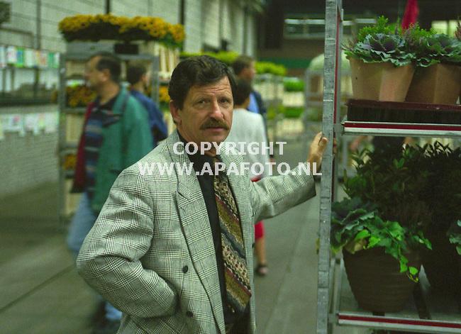 bemmel 190999 ferry hollinger directeur bloemenveiling bemmel foto frans ypma.