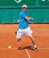 09-07-13, Netherlands, Scheveningen,  Mets, Tennis, Sport1 Open, day two, Matwe Middelkoop (NED)<br /> <br /> <br /> Photo: Henk Koster