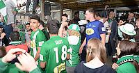 FC Izegem - RC Mechelen :<br /> <br /> <br /> foto VDB / BART VANDENBROUCKE