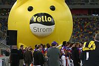 Yello Strom pr‰sentiert den World Bowl XIV