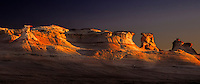 The sun sets at Glen Canyon National Recreation Area, Arizona