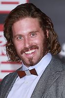 HOLLYWOOD, LOS ANGELES, CA, USA - NOVEMBER 04: T.J. Miller arrives at the Los Angeles Premiere Of Disney's 'Big Hero 6' held at the El Capitan Theatre on November 4, 2014 in Hollywood, Los Angeles, California, United States. (Photo by David Acosta/Celebrity Monitor)