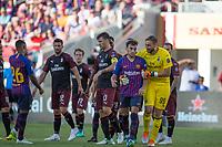 AC Milan vs FC Barcelona, August 4, 2018