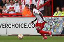 Roarie Deacon of Stevenage<br />  - Stevenage v Leyton Orient - Sky Bet League 1 - Lamex Stadium, Stevenage - 17th August, 2013<br />  © Kevin Coleman 2013