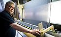 19/06/19 - BLYES - AIN - FRANCE - D2P Billon. Createur et fabricant de Tissus Francais  - Photo Jerome CHABANNE