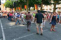 Festival de la langue occitane (une année sur deux) autour de la langue, des jeux et de la musique, place de la Grande Rigaudi<br /> Bourrée deux temps (en ligne)