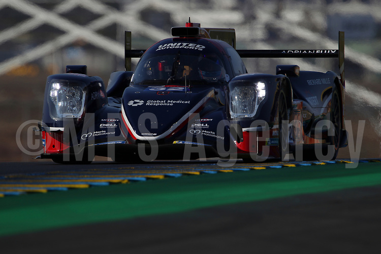 #32 UNITED AUTOSPORTS (GBR) ORECA 07 GIBSON LMP2 WILLIAM OWEN (USA) ALEX BRUNDLE (GBR) JOB VAN UITERT (NLD)