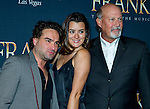 Venetian/Palazzo red carpet arrivals for Yardbird, and Frank the Man,,arrival Johnny Gelecki, Actor<br /> and Zeva from NCIS