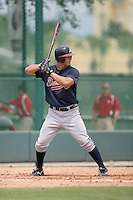 August 12, 2008: Layton Hiller of the GCL Braves.  Photo by: Chris Proctor/Four Seam Images