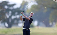Samuel Jones during the New Zealand Amateur Golf Championship, Poverty Bay Golf Course, Awapuni Links, Gisborne, Friday 23 October 2020. Photo: Simon Watts/www.bwmedia.co.nz