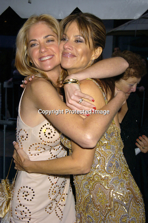 Kassie DePaiva and Nancy Lee Grahn..arriving at The 32nd Annual Daytime Emmy Awards ..at Radio City Music Hall on May 20, 2005...Photo by Robin Platzer, Twin Images