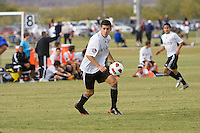 2010 US Soccer Development Academy Winter Showcase U17/18 Baltimore Bays Chelsea vs Derby County Wolves at Reach 11 Soccer Complex in Phoenix, Arizona in December of  2010.